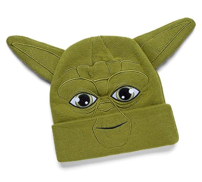 760f2b2d6cf6b Yoda Beanie  Keep Ears Warm