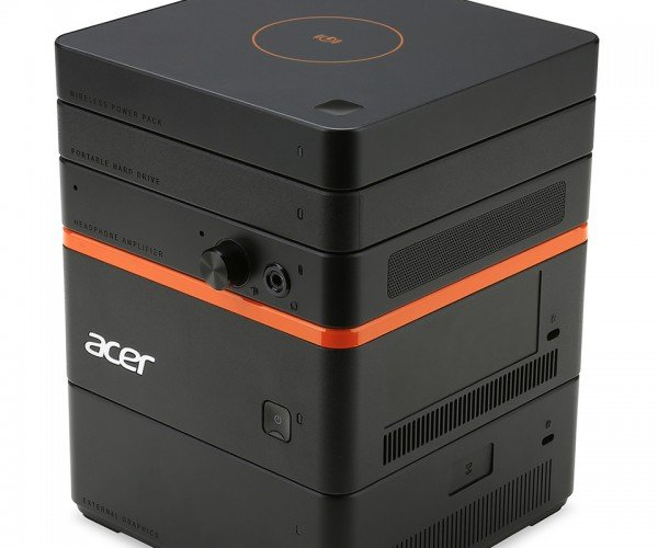 Acer Revo Build Modular Mini PC: Revo Stacko