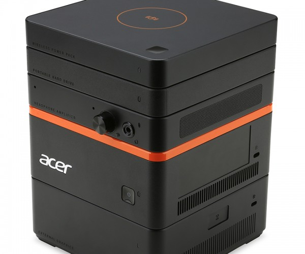 Acer Revo Build Modular Mini PC: Revo Stacko