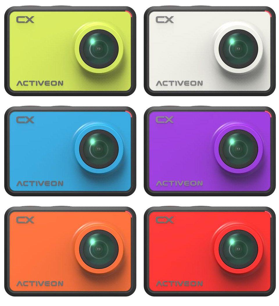 review activeon cx action camera