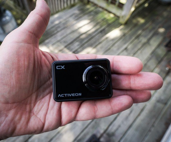 Review: Activeon CX Action Camera