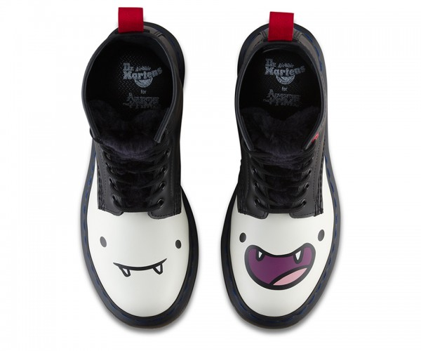 Dr. Martens Adventure Time Marceline Boot: Half-Demon, Half-Shoe