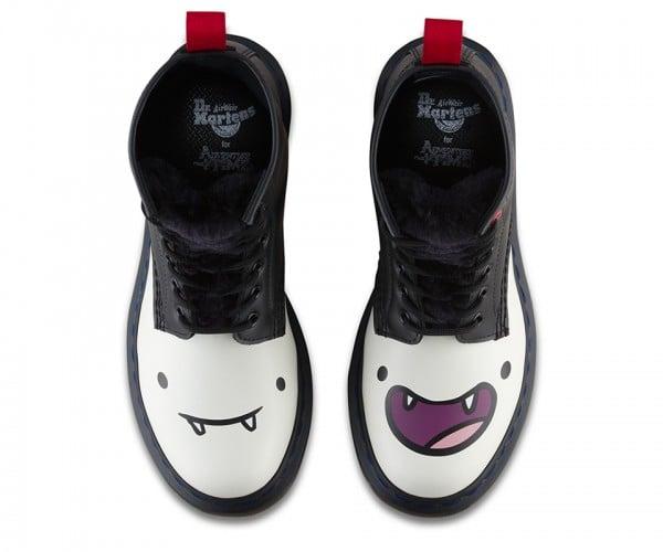 Dr. Martens Adventure Time Marceline Boot: Half-Demon, Half-Shoe