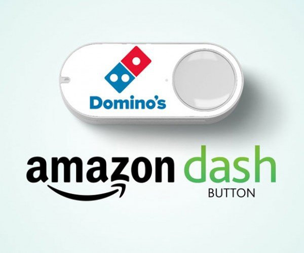 Amazon Dash Button Pizza Delivery Hack: Makin' It Great