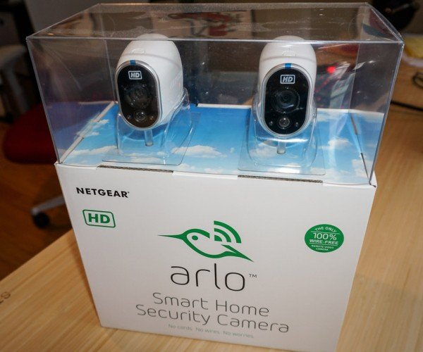 Review: NETGEAR Arlo Wireless Home Security Monitoring System