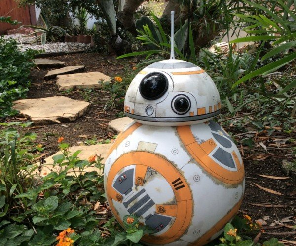 Star Wars BB-8 Replica: Garden Droid