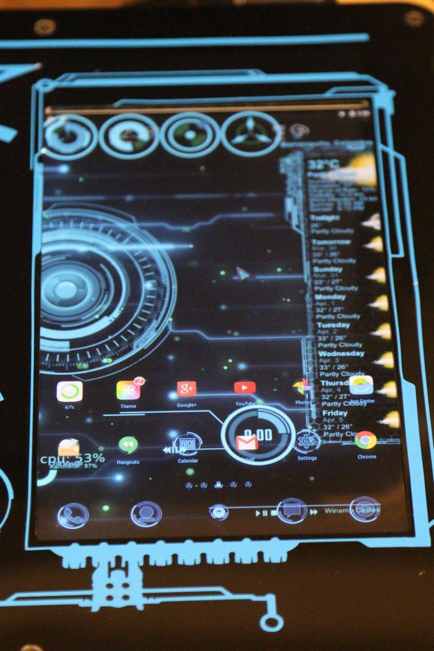 Captain America Xbox One Laptop & Iron Man PS4 Laptop: Console War - Technabob