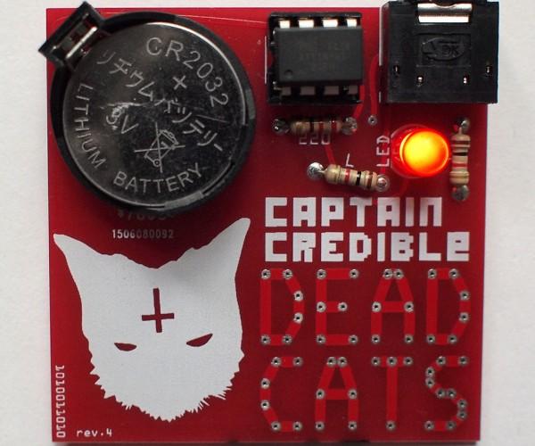 Circuit Board EP Generates a Unique Song Per Copy: Schrödinger's Track