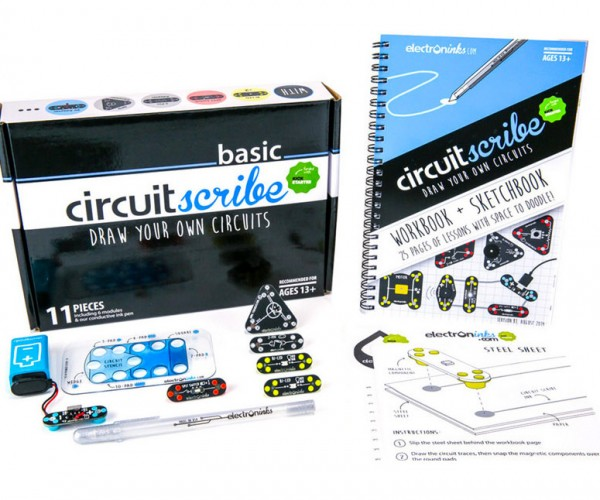 Deal: Save 16% on the Circuit Scribe Basic Kit