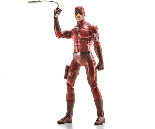 Daredevil Action Figure Looks Like Netflix, not Affleck