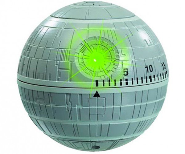 Death Star Kitchen Timer: The Ultimate Weapon in the Utility Drawer