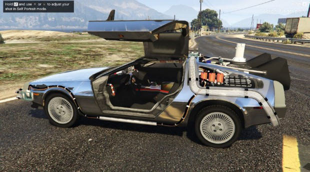 delorean-gtav