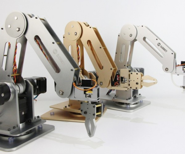 Dobot High Precision Desktop Robot Arm: There is no Trybot