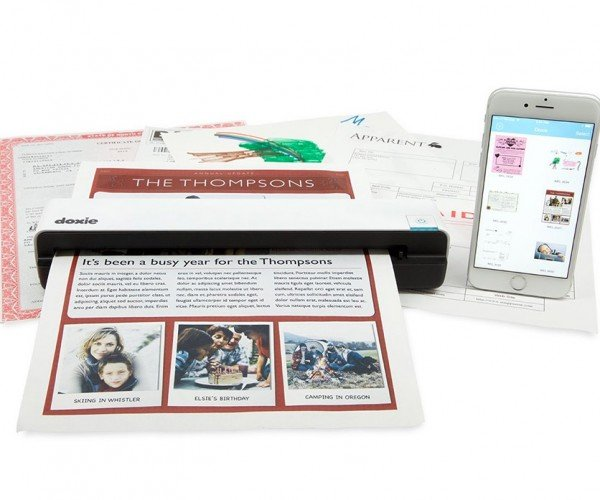Deal: Save 23% on the Doxie Go Wi-Fi Scanner