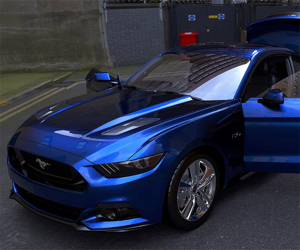 Ford's Immersive Cinematic Engineering Tech Makes Virtual Cars Look Like Real Cars