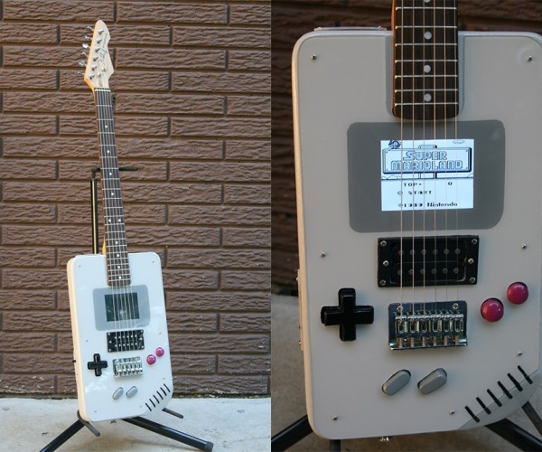 Game Boy Electric Guitar: Play It Loud