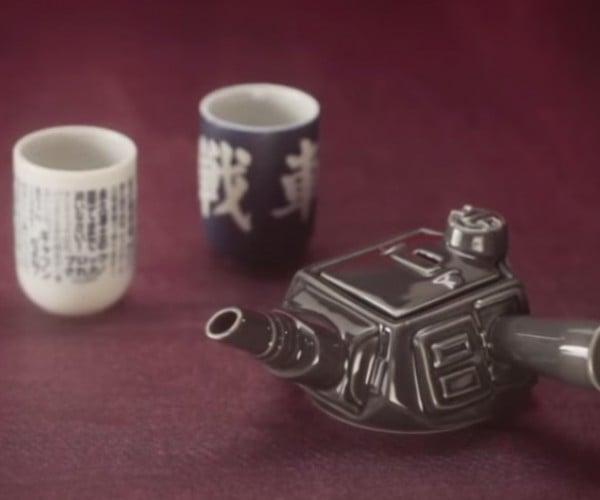 Girls und Panzer Panzer IV Teapot: Panzer is Teapot, Teapot is Panzer