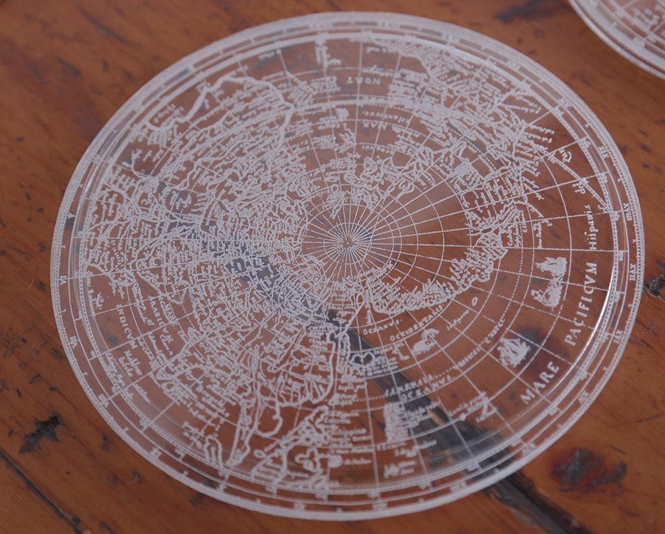 Glowforge laser cutter make a sketch for Laser engraver templates
