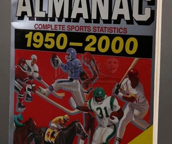 Back to the Future II Sports Almanac Sells For $7,000