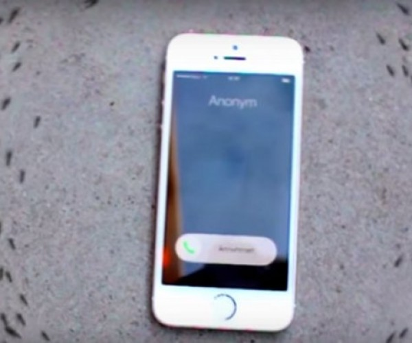 Ants March Around iPhone When it Rings