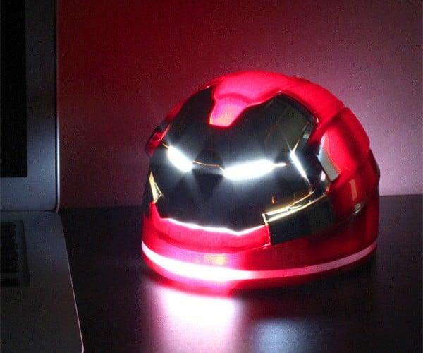 Hulkbuster Desk Lamp: Light as Iron