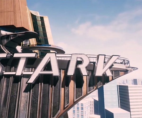 Stark Tower Virtual Reality Tour: Headsets Assemble!