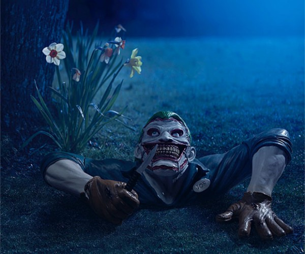 Joker Ground Breaker: Why So Spooky?