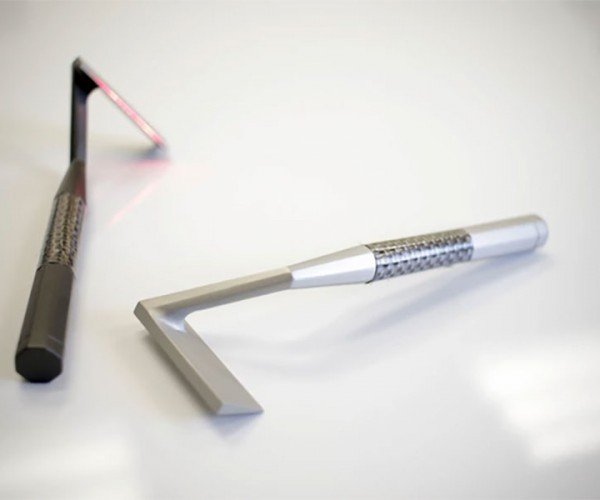 Skarp Laser Razor Never Needs Blades and Won't Nick Your Kiwis
