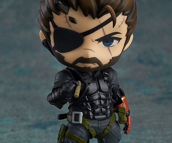 Metal Gear Solid V Venom Snake Nendoroid: Ace of Mother Base