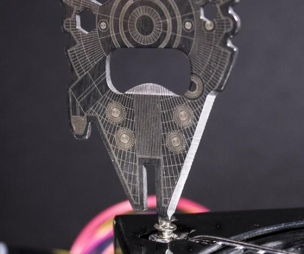 Millennium Falcon Multi-Tool: Hardware Wars IRL