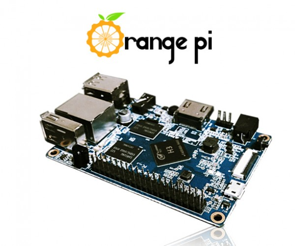 The $15 Raspberry Pi-compatible Computer: Orange Pi