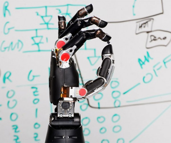 DARPA's Mind Controlled Prosthetic Arm Can Now Feel