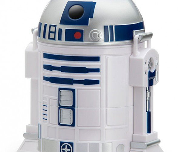R2-D2 Bento Box: May the Lunch Be with You