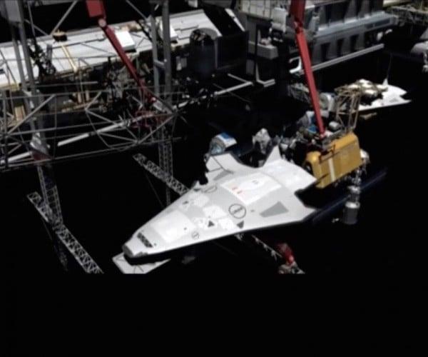 DARPA Wants Robots to Build Satellites in Orbit