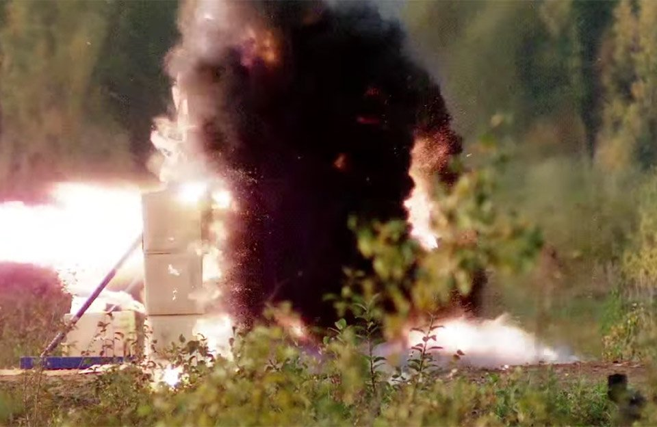 rpg explosion 1Rpg Explosion