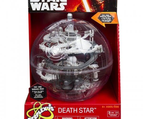 That's No Moon: Death Star Perplexus Maze