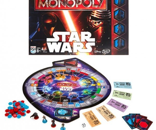 Star Wars Monopoly: The Force Awakens Edition