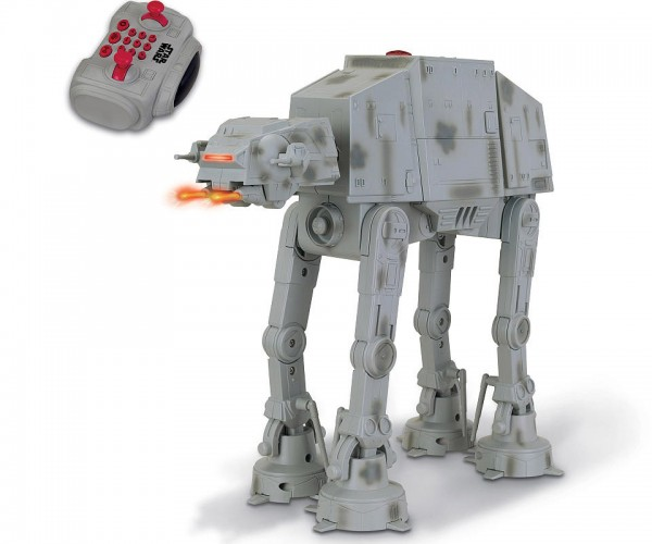 This Remote Control Walking AT-AT Is the Ultimate Pet