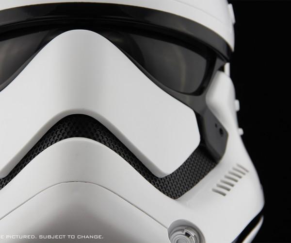 Anovos First Order Stormtrooper Life-size Helmet Pre-Order Awakens