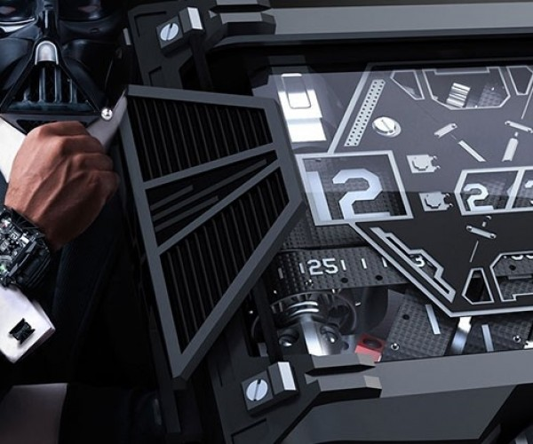 The $28,500 Star Wars Watch