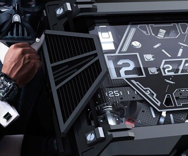 The $28,500 Star Wars Watch