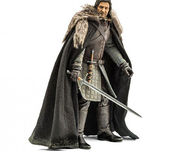 Eddard Stark Action Figure Still Has His Head
