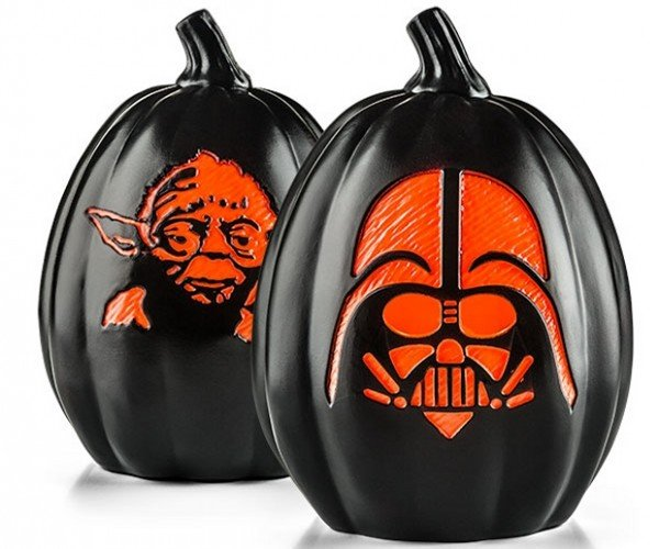 Star Wars Pumpkins: An Elegant Squash for a More Civilized Age