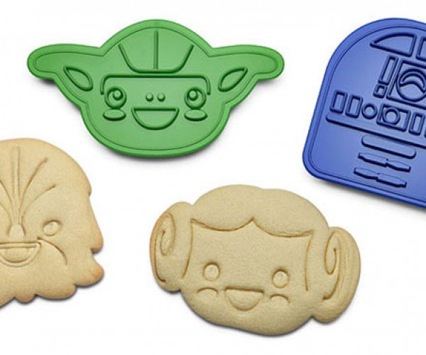 Star Wars Rebel Friends Cookie Cutters: Make Cookies, You Will