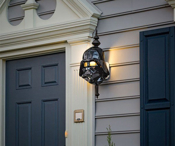 Star Wars Porch Light Covers: The Light Side of the Dark Side