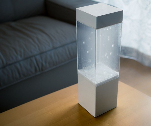 Tempescope: Weather in a Box