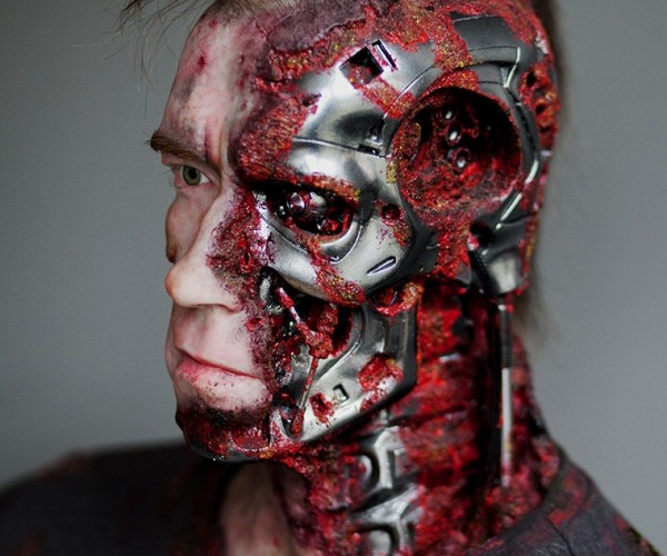 Own Your Own Battle-scarred Terminator