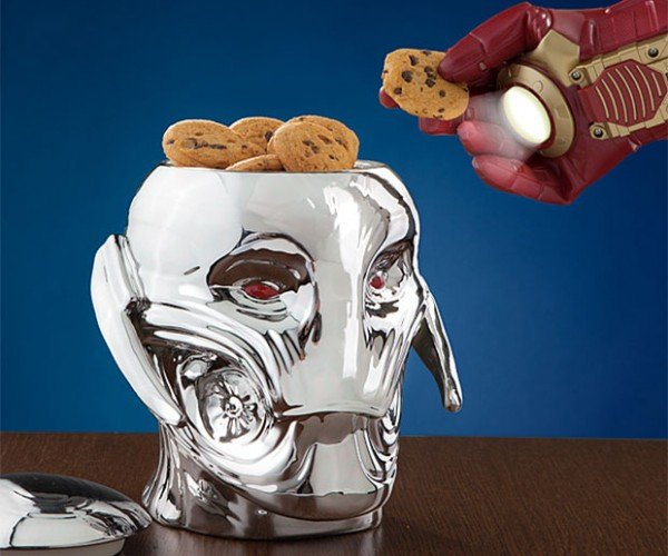 Ultron Cookie Jar Has No Strings