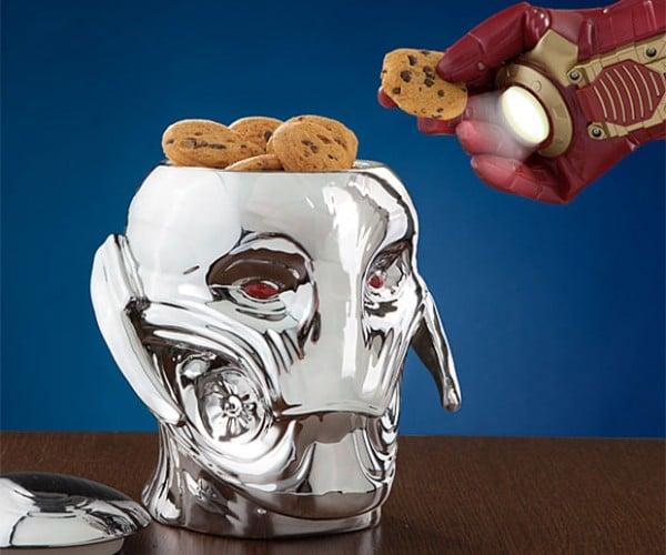 Ultron Cookie Jar Has No Strings