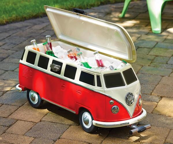Volkswagen Van Cooler: Camper Van Drinkhoven